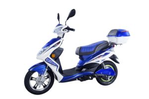 500W Small Fast Electric Motorcycle