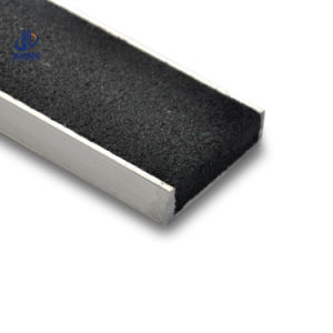 Aluminum Stair Nosing and Stair Tread Strips pictures & photos