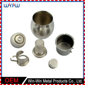 Deep Drawn Parts Stainless Steel Stamping Parts (WW-DD004) pictures & photos