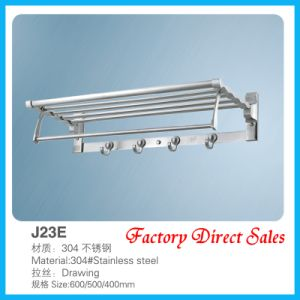 Bathroom Accessories Towel Rack for Family (J23E) pictures & photos