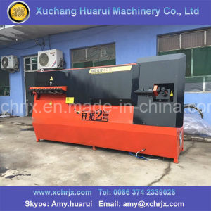 Automatic Steel Round Bar Bending Machine/Bar Bender/CNC Used Rebar Bender for Sale pictures & photos