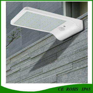Waterproof Smart Wireless LED Motion Sensor Solar Light pictures & photos
