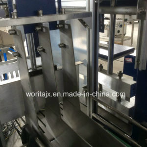 Bottling Water Film Wrapping Machine (WD-150A) pictures & photos