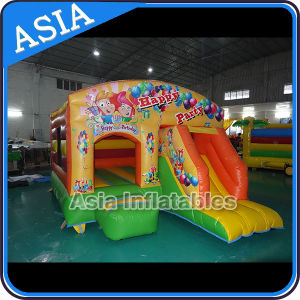 Digitial Printing Happy Party Inflatable Castle Comboo for Kids pictures & photos