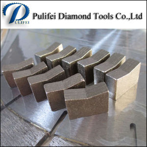Diamond Segment for Granite Cutting Diamond Circular Saw Blade pictures & photos