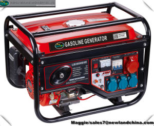 Hot-Sale 2kw 3 Phases Benzin Gasoline Generator (2600DXE-B3) pictures & photos