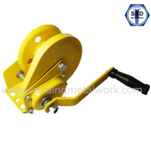 1200lbs Hand Winch Spray Working Load 550kg pictures & photos