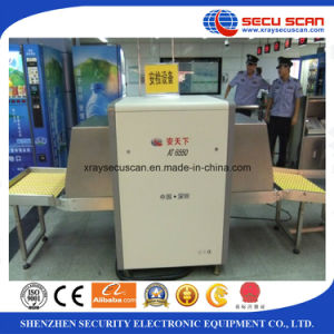 baggage X ray systems for factory to scan metals in bags pictures & photos