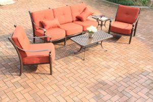Classic Outdoor Chat Sofa Set Furniture Cast Aluminum pictures & photos