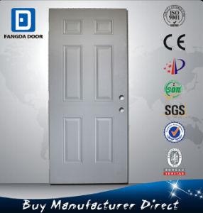 Sound-Insulation Energy Saving American Steel Door pictures & photos