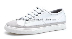 Different Comfortable Leather Casual Shoes (CAS-003/004/005) pictures & photos