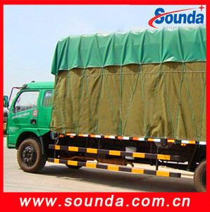 Laminated PVC Tarpaulin, Coated PVC Tarpaulin, PVC Tarpaulin for Truck Cover pictures & photos