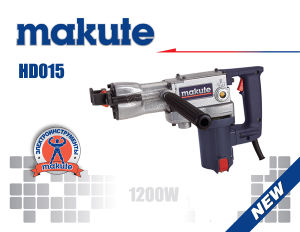 Makute Professional 2800W 85mm Demolition Hammer (DH85) pictures & photos