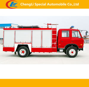 3000L Water Tank Fire Engine Truck pictures & photos