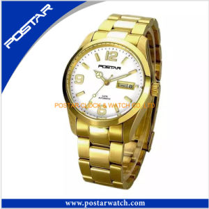 Swiss Quality Stainless Steel Wristwatch Automatic Watch pictures & photos