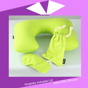 Simple Promotional Gift Daily Use Pillow+Eyeshade (TA-002) pictures & photos