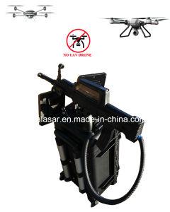 Draw Bar Portable CCTV Radio Jamming System Uav Drone Jammer Blocker pictures & photos