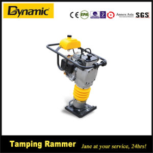 Tamping Rammer (TRE-82) with Double Filters pictures & photos