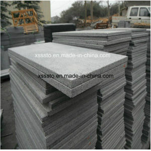 Natural Stone G654 Flamed Granite Flooring Tile for Paving pictures & photos