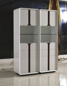 New Design Book Shelf Bookcase in Home Furniture (SG-190) pictures & photos