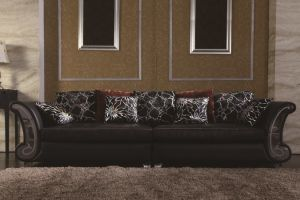 Sectional Classic Europe Style Leather Sofa pictures & photos