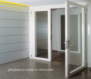Swing Piovt Aluminium Casement Door pictures & photos