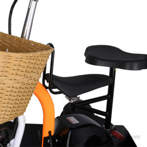 Hot Sale Foldable 3 Wheel Electric Travel E-Scooter pictures & photos