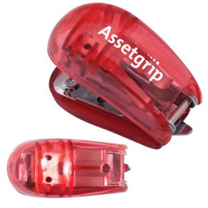 Promational Mini Plastic Printed Staplers (PM233) pictures & photos