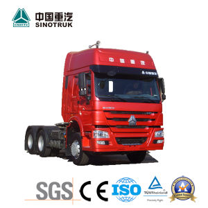 Competive Price HOWO Truck with Man Technology 6*4 pictures & photos