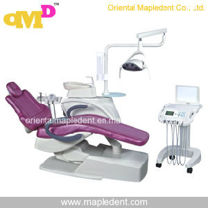 Dental Unit Chair with CE & ISO/Dental Equipment (OM-DC208Q1) pictures & photos
