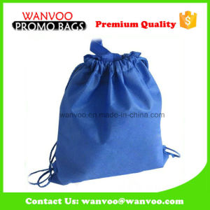 Customized Eco Non Woven Backpack for Sports pictures & photos