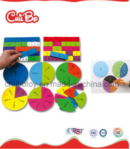 Deluxe Fraction Circles Toy (CB-ED004-Y) pictures & photos