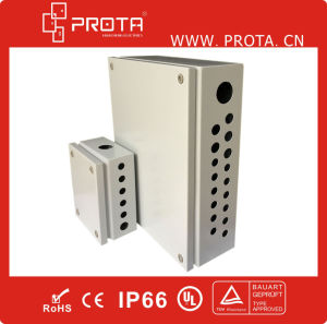 China Factory Customize Sheet Metal Electric Junction Box pictures & photos