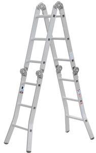 12 Step Multi Aluminum Ladder 3.6m by CE/En131 pictures & photos