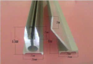 Aluminium Screen Printing Squeegee Blades pictures & photos