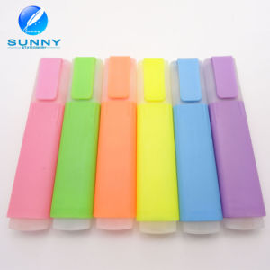 Wholesale Cheap Multi Colored Highligter Marker Promotional Highlighter Set pictures & photos