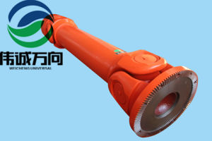 China Leading SWC Series Heavy-Duty Designs Cardan Shaft pictures & photos