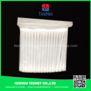 China Manufacturer Plastic Stick Cotton Buds pictures & photos