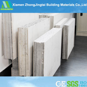 2015 Fast Installation EPS Cement Sandwich Panel pictures & photos