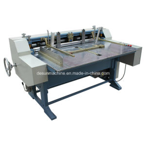 Yx-1350 Automatic Cardboard/Paperboard/Greyboard Slitting Machine pictures & photos