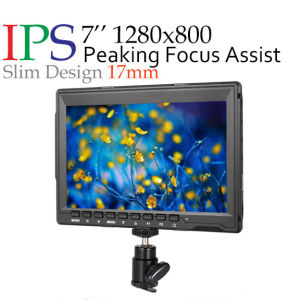 Photography 7 Inch TFT LCD Monitor pictures & photos
