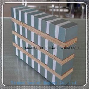 N45 Block Neodymium Magnet with Zinc Plating pictures & photos