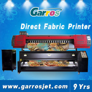 "Garros 1.8m 74"" 1440*1440dpi Resolution Digital Fabric Direct Printing Plotter pictures & photos"