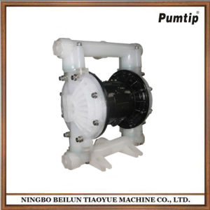 Resistance to Acid Alkali 2 Inches of Perfluorinated Pneumatic Diaphragm Pump pictures & photos