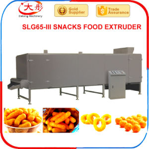 Extrusion Puff Corn Maize Snacks Machine pictures & photos