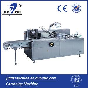 Automatic Cream Cartoning Machine (JDZ-100) pictures & photos