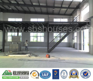 Fast Installation and Long Lifetime for Steel Structure Platform pictures & photos