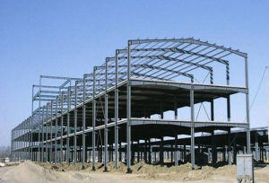 Steel Structure Prefabricated Building (Garages/shed/Pavilion/Canopy/Shelters)
