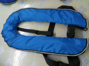 Automatic Inflatable Lifejacket Safety Vest 275n with Good Quality pictures & photos