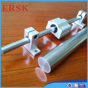 Linear Bearing Shaft Rod with Bearing Support Seats pictures & photos